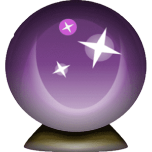 Favicon Psychic Crystal Ball