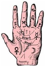 Psychic Ajax Palm Readings